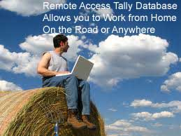 Tally ERP 9 Remote Access