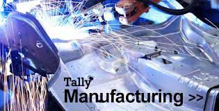 Tally Manufacturing Software