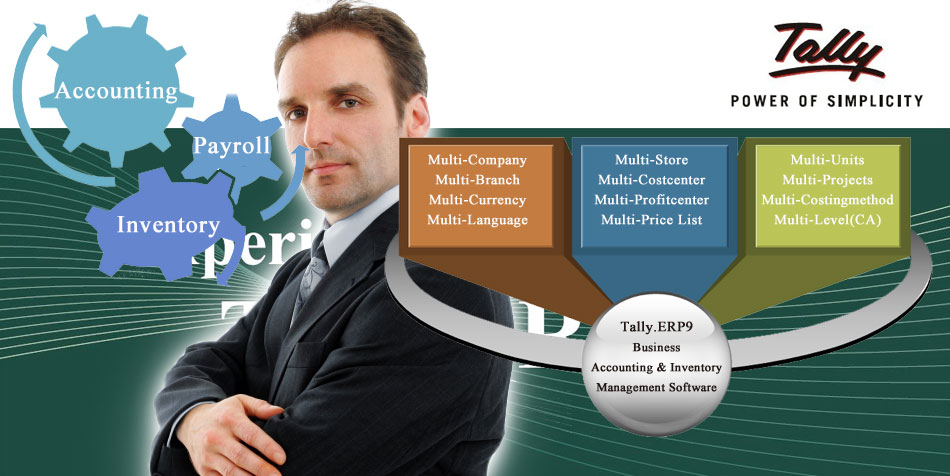 Tally ERP Accounting & Inventory Management Software Tally Saudi Arabia